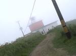 霧多布灯台